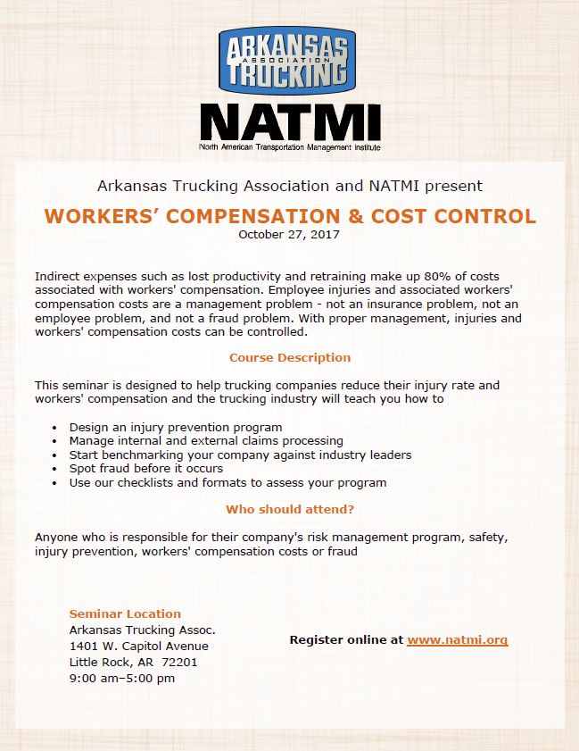 2017 Workers Comp