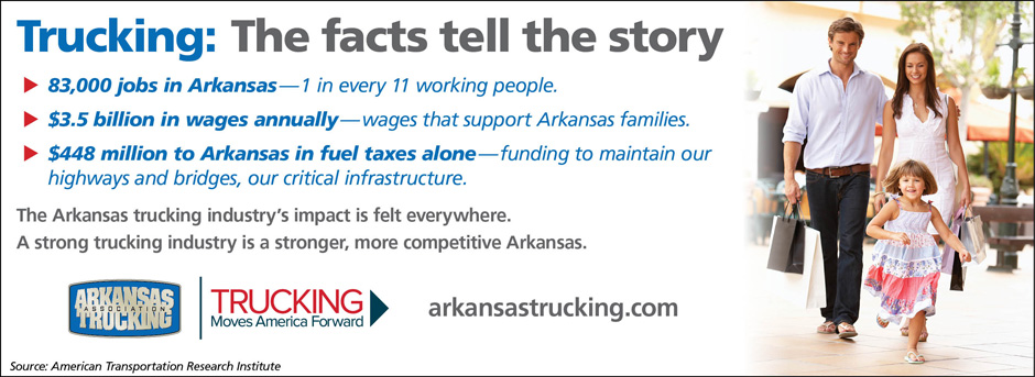 Arkansas Trucking Industry Economic Impact