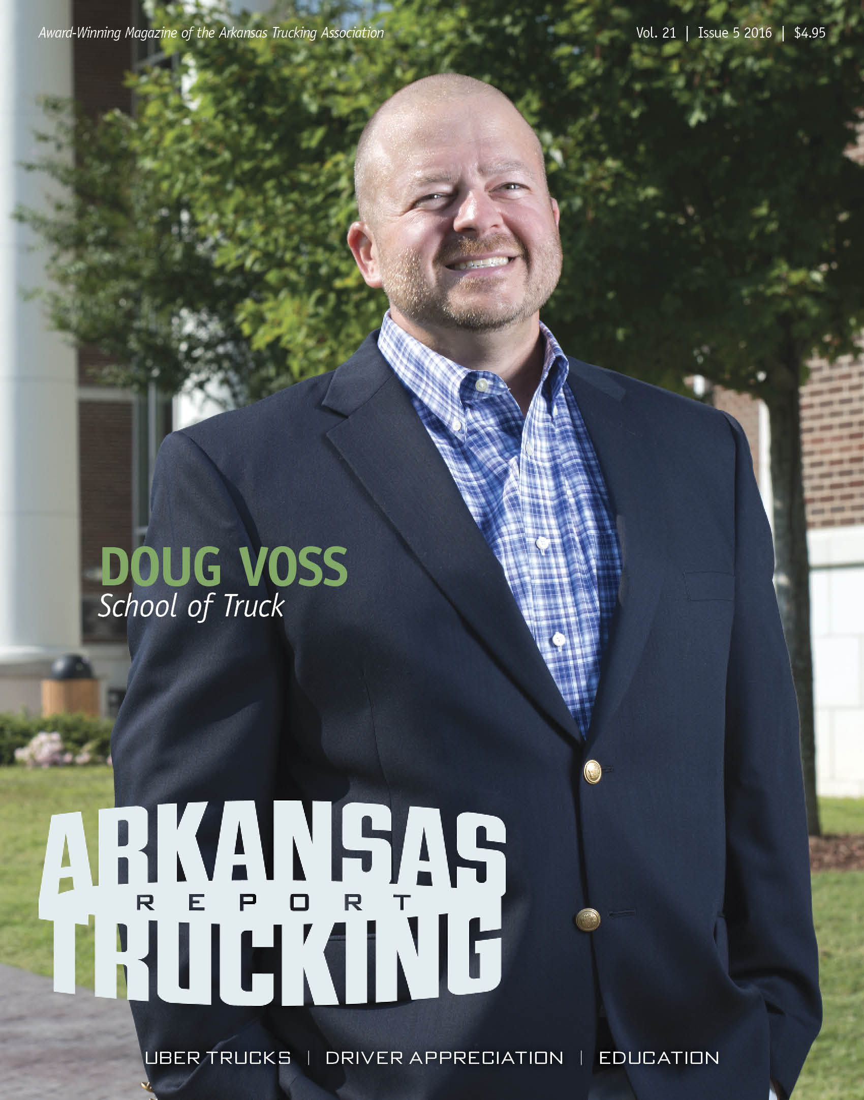 Arkansas Trucking Report- Vol. 21 Issue 5