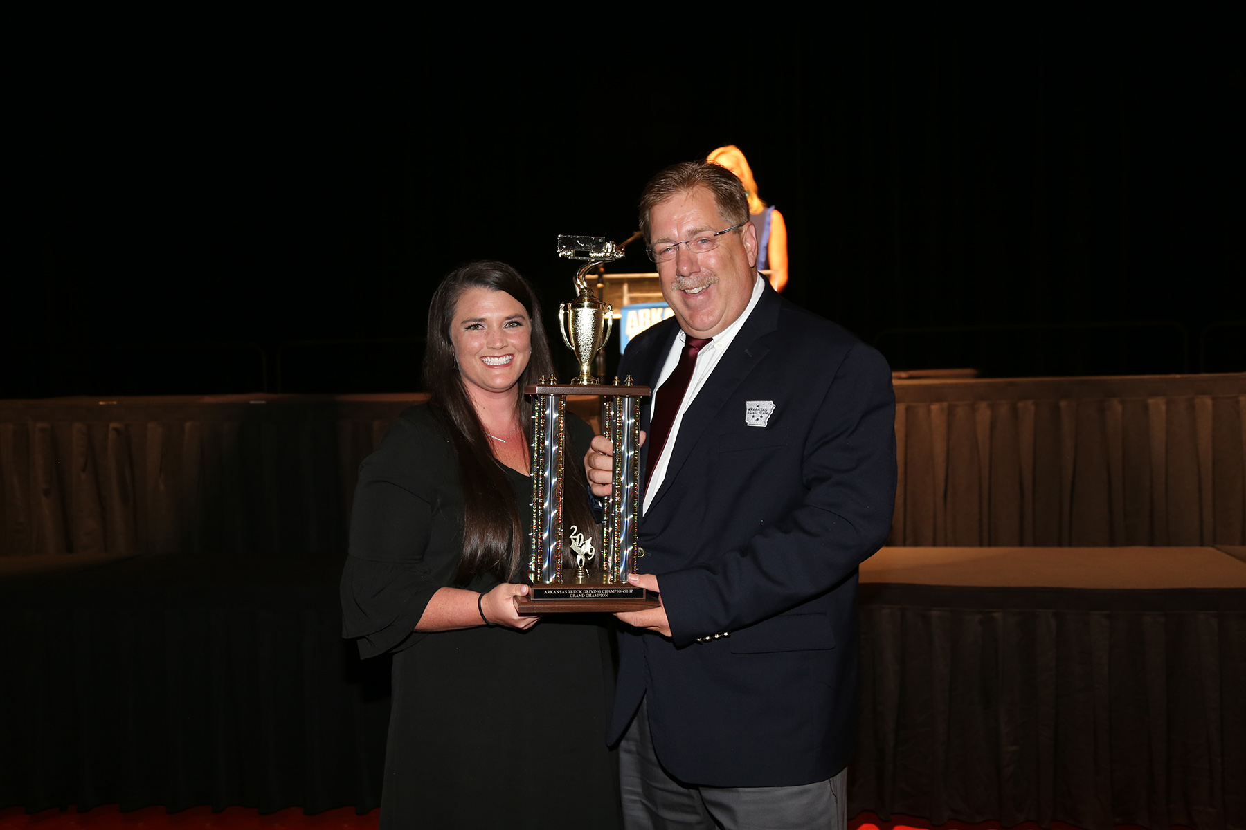2019 Arkansas Trucking Championship Winner