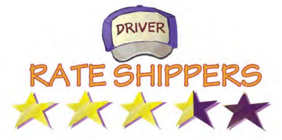 Rate Shippers App
