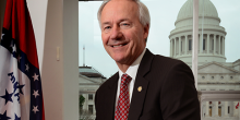 Governor signs Arkansas highway plan into law