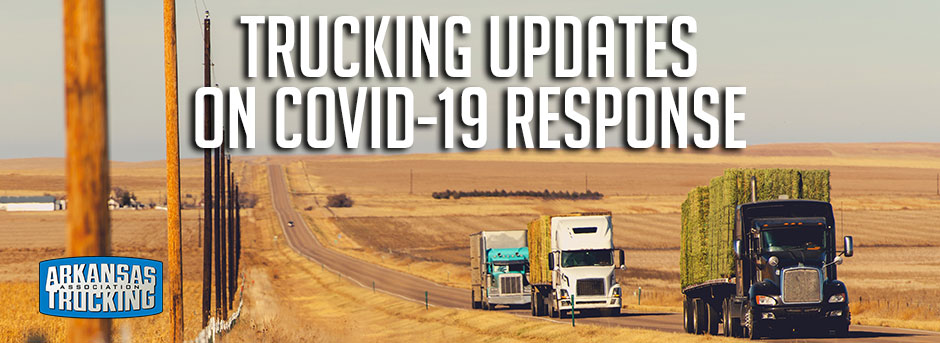 COVID-19-Response-Arkansas-Trucking
