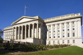 treasury bldg